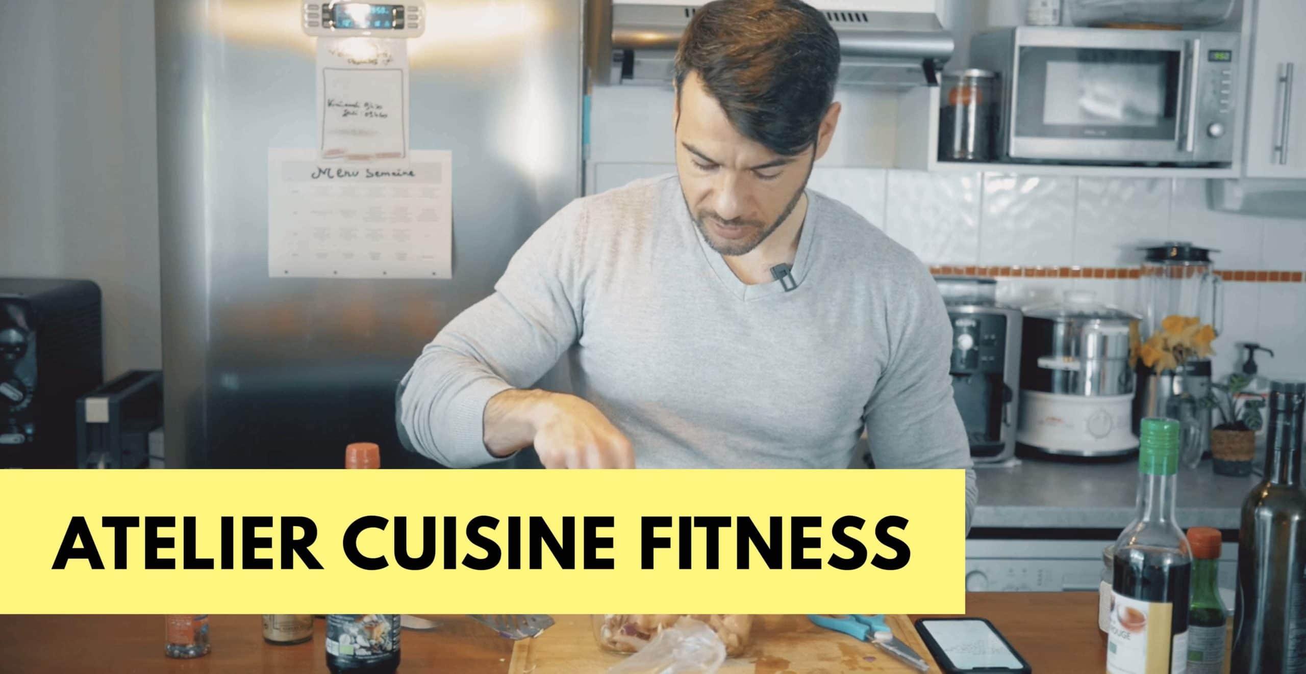 atelier cuisine fitness