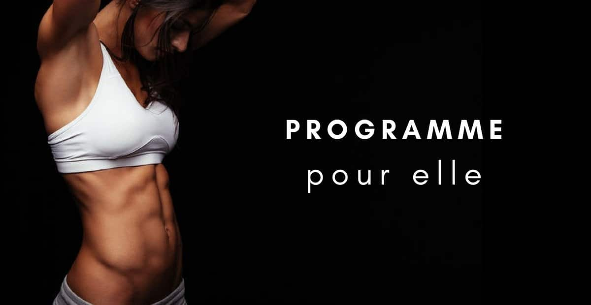?Programme femmes : un programme complet pour se transformer