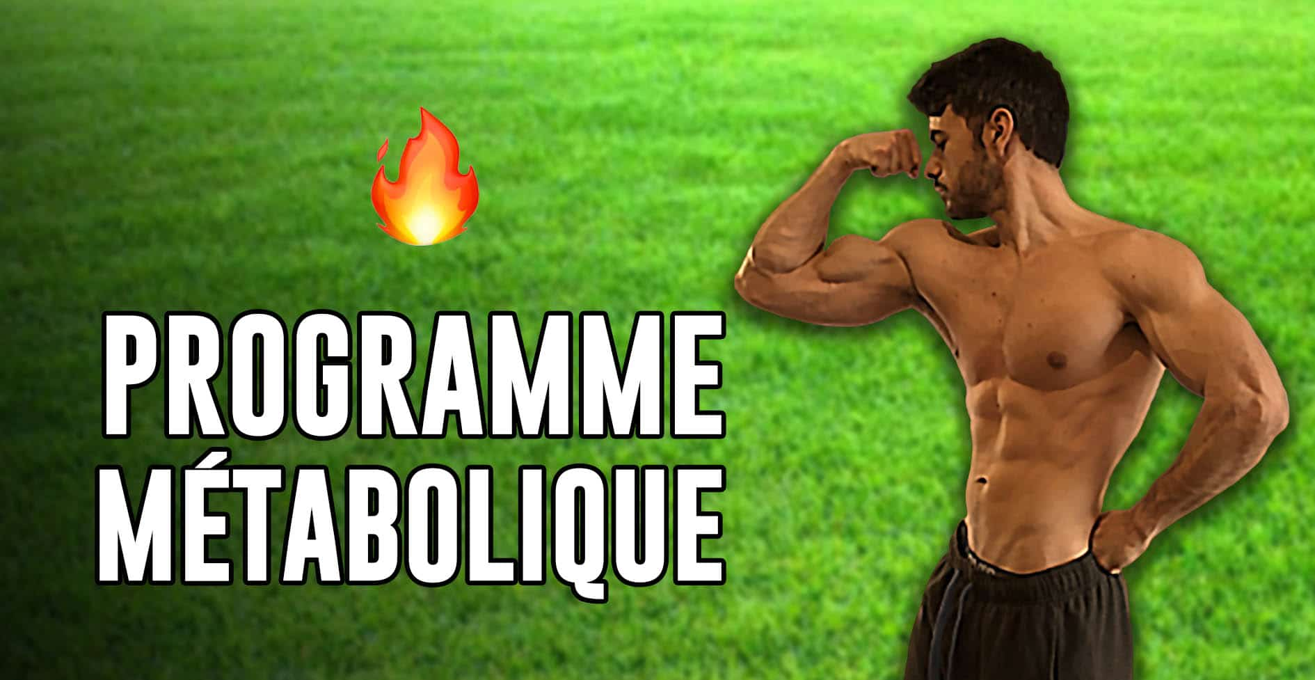 programme métabolique musculation