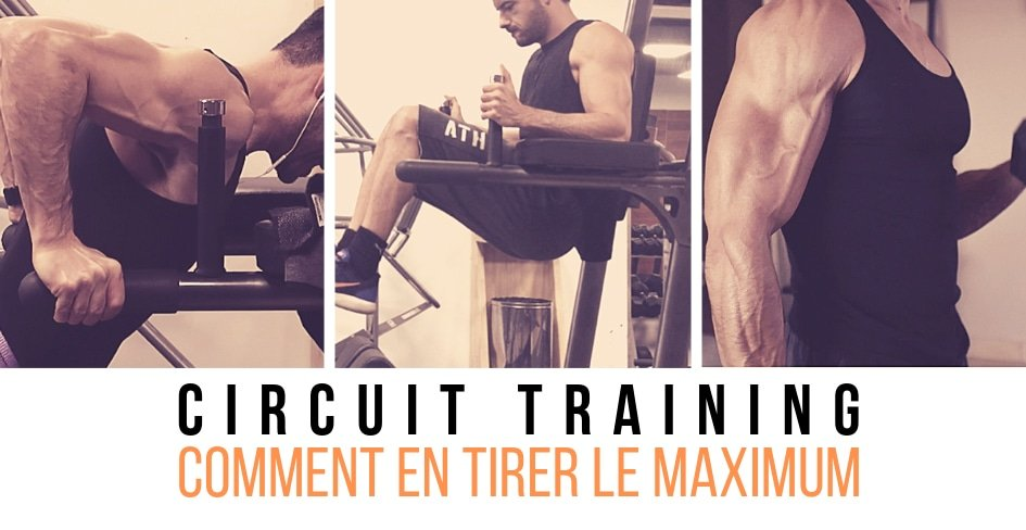 circuit training musculation