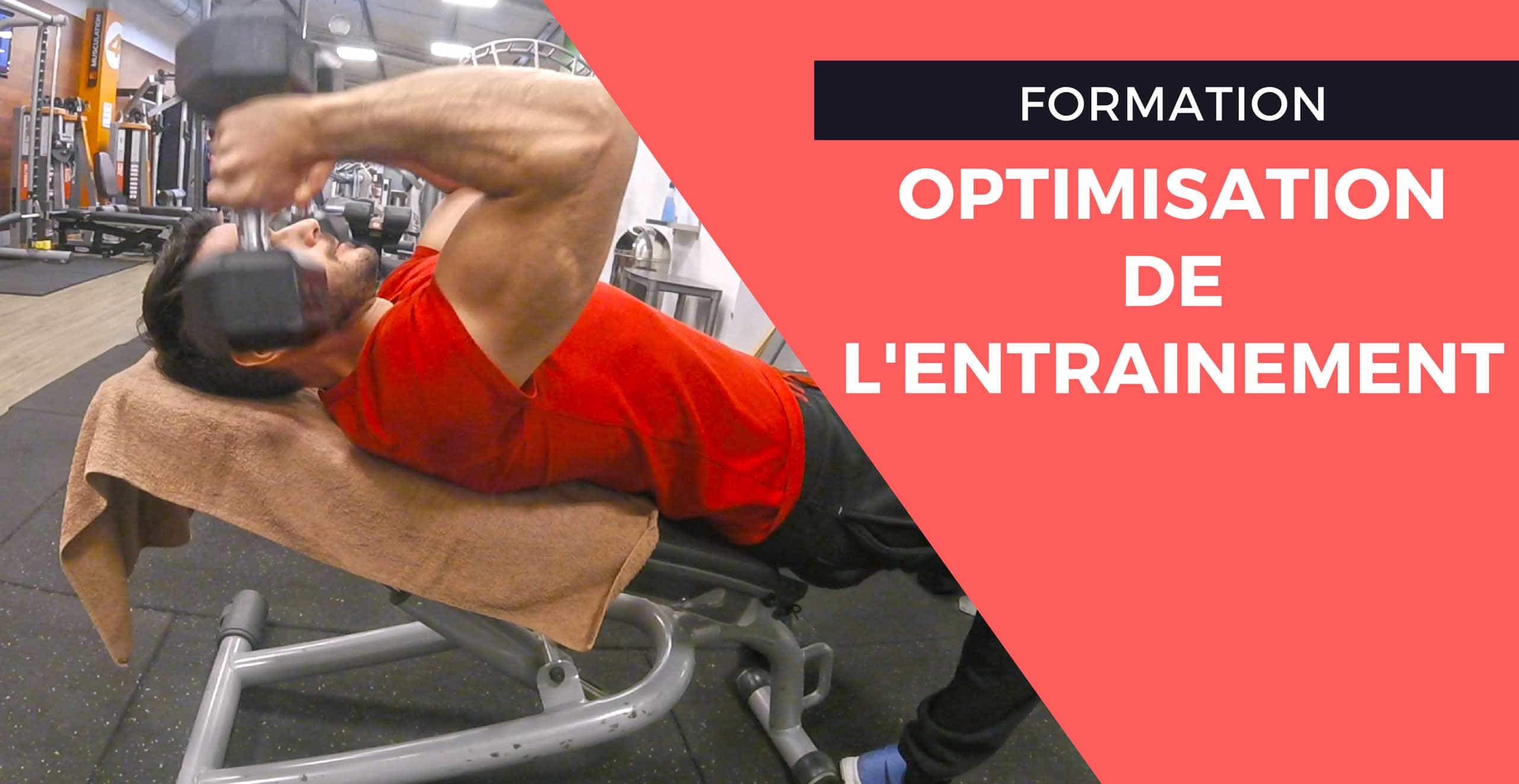 formation musculation