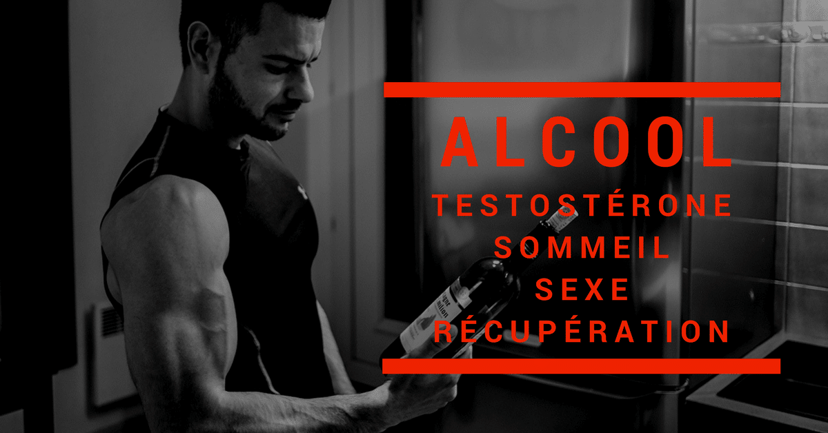 alcool musculation