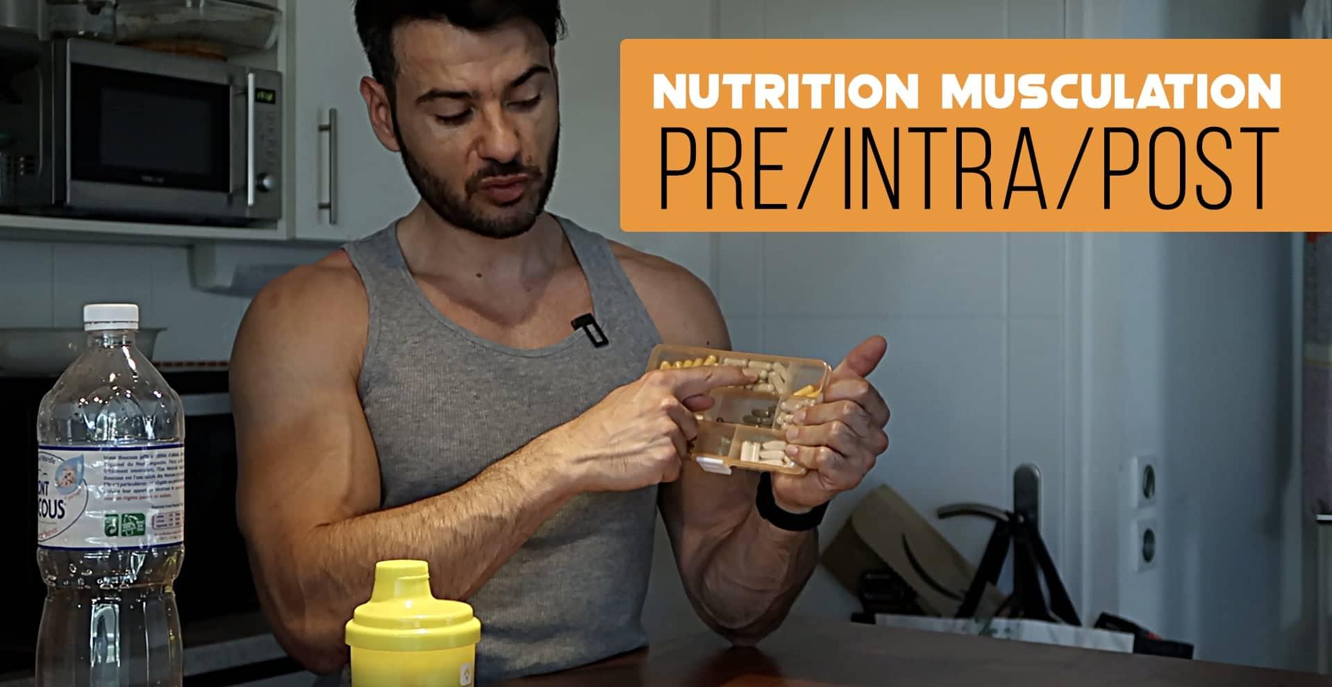 nutrition musculation entrainement