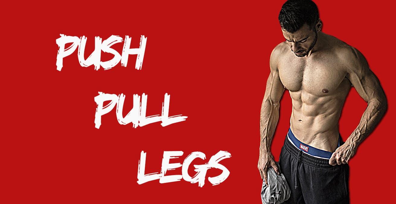 ?Programme Push, Pull, Legs : Aller à l'essentiel en 3 séances/ semaines