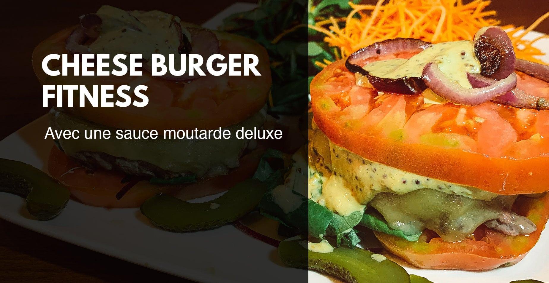 recette fitness burger fitness
