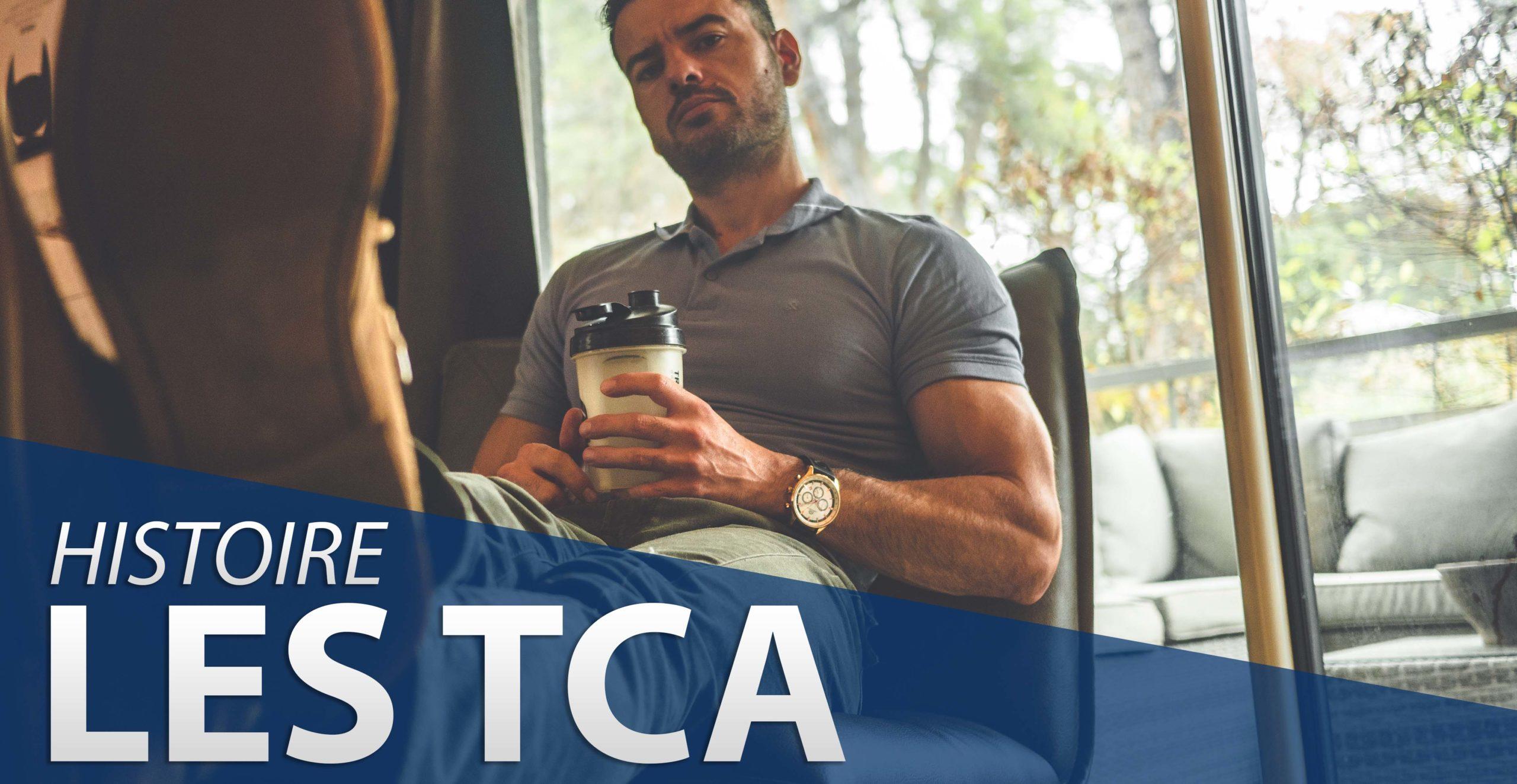 Les TCA en musculation ( compétition ) et comprendre leurs histoires